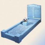 53-light-grey-granite-book-headstone-and-kerbs